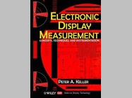 Book: Electronic Display Measurement